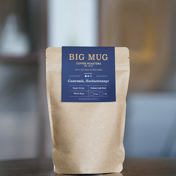 [Big Mug Coffee] Guatemala 1lb