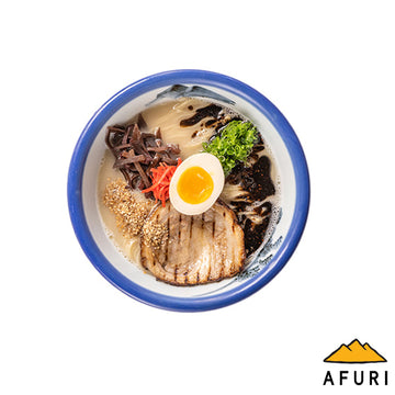 [Afuri] Tonkotsu Shio Ramen Kit for 2