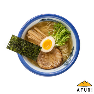 [Afuri] Yuzu Shio Ramen Kit for 2