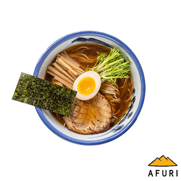 [Afuri] Yuzu Shoyu Ramen Kit for 2
