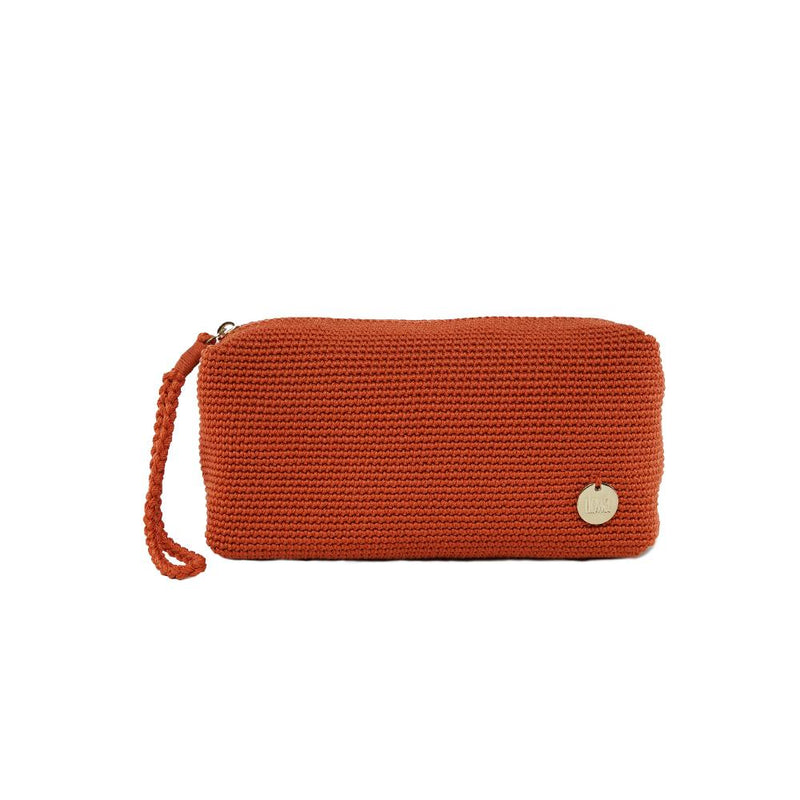 Tambora Amenities Case Dark Orange