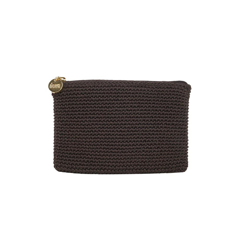 Tambora Card Case Coffee
