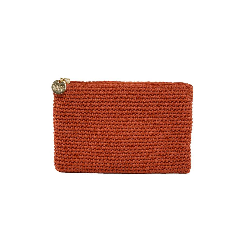 Tambora Card Case Dark Orange