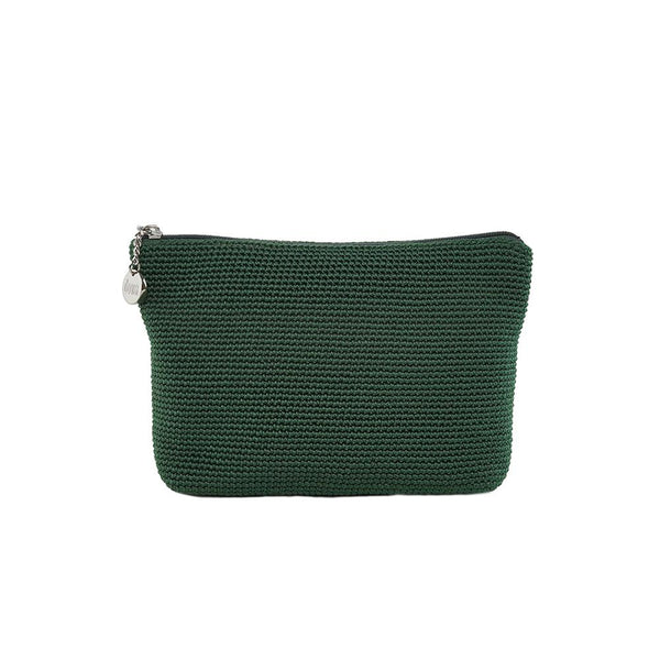 Tambora Cosmetic Case Ever Green