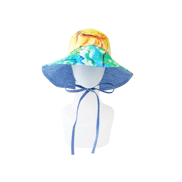 Topi Lotus Resort Hat