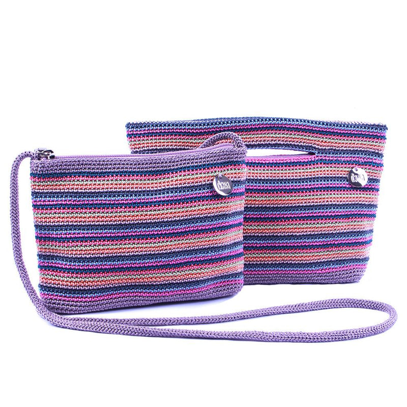 Ubud Stripe Hp Bag