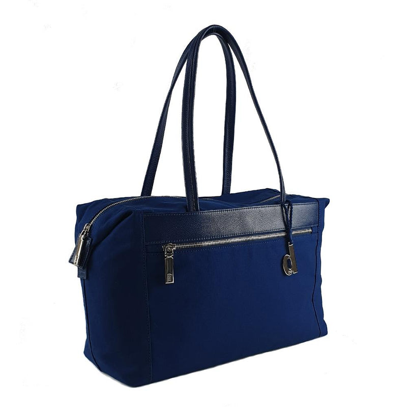 Seine Shopper Canvas/Leather