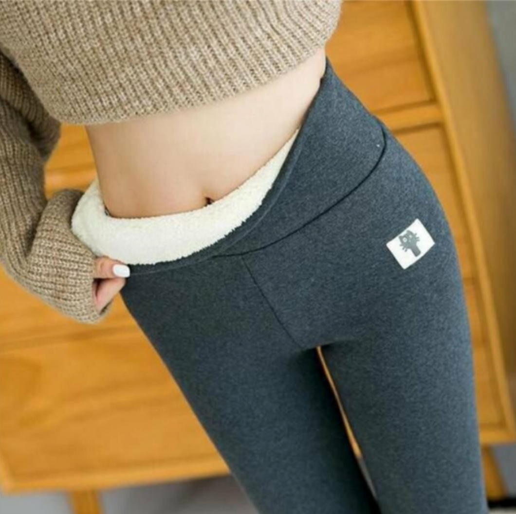 Super thick cashmere Leggings