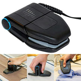 PORTABLE TRAVEL FOLDING MINI ELECTRIC IRON.