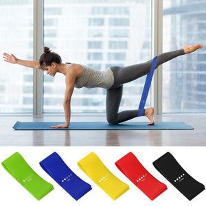 5 PC Workout Resistance Band