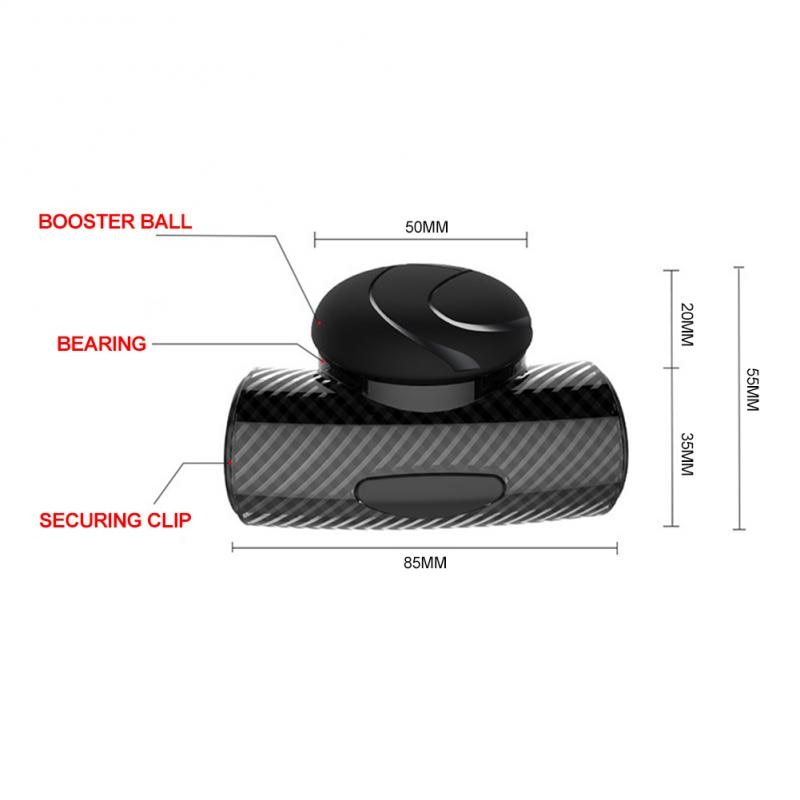 Universal 360° Steering Wheel Booster Knob