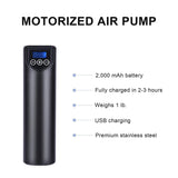 URBAN™ PORTABLE ELECTRIC AIR PUMP