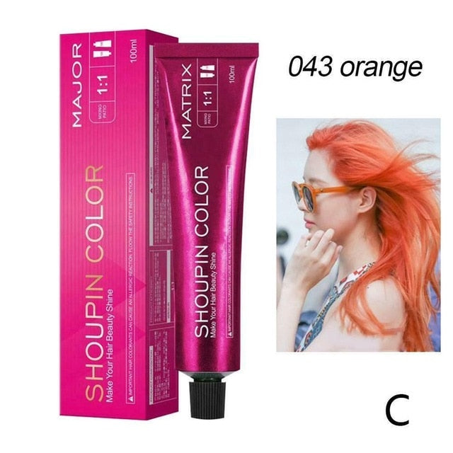 Herbal Hair Coloring Shampoo
