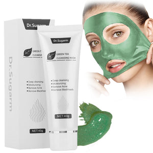 SILVER CORALS GREEN TEA MASK