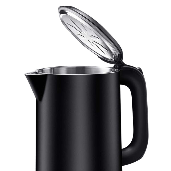 Bonsenkitchen 1.7L Dual-Wall Stainless Steel Electric Kettle