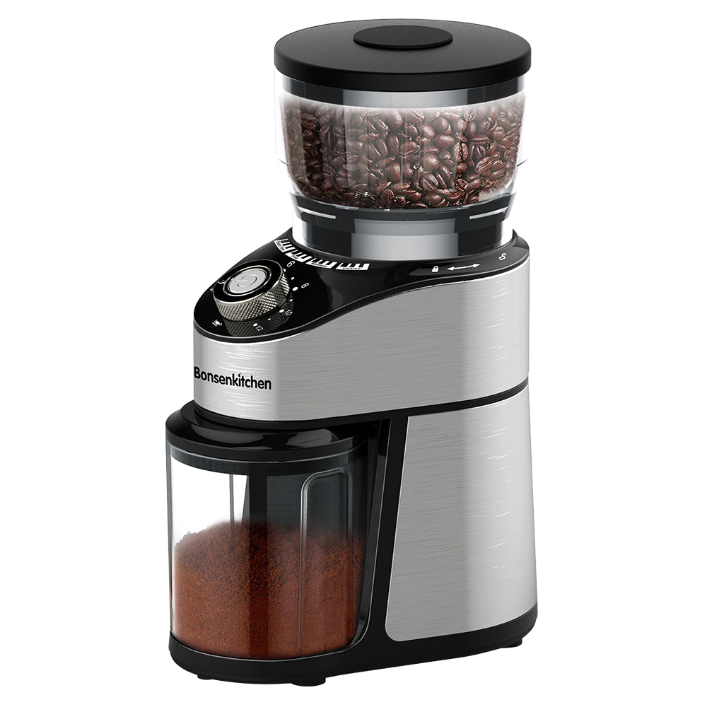 Bonsenkitchen CG8901 Automatic Electric Mill Coffee Grinder