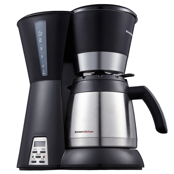 Bonsenkitchen Automatic Coffee Maker 42oz