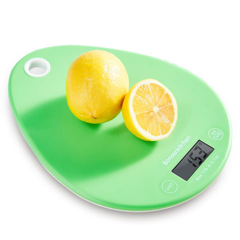 Bonsenkitchen Kitchen Scale with Wall Hanging
