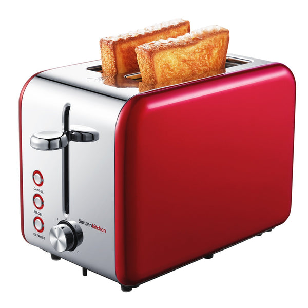 Bonsenkitchen Extra-Wide Slot Toaster - Bonsenkitchen