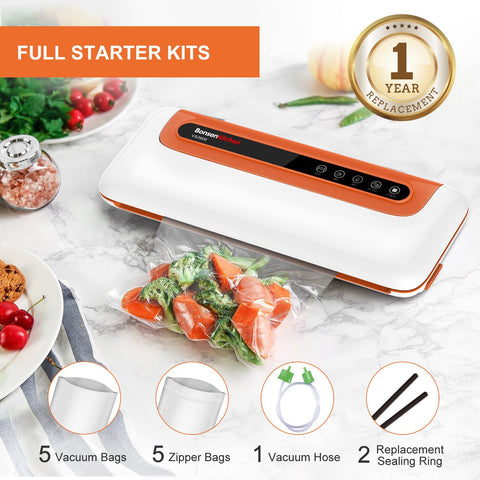 Bonsenkitchen Vacuum Sealer VS3906