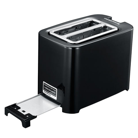 Bonsenkitchen Small Compact Bread Toaster