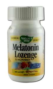 Special Formulas (vitamin Label) Melatonin 100 lozenges