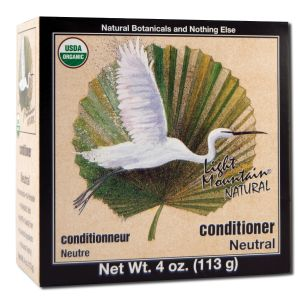 Natural Hair Color and Conditioner Neutral