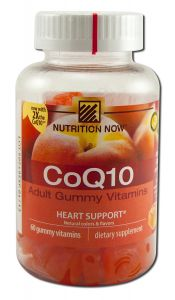 Adult Gummy Vitamins CoQ10 60 ct