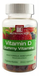 Adult Gummy Vitamins Vitamin D Increased Load 75 ct