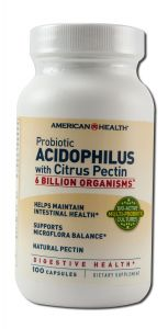Probiotics Acidophilus with Citrus Pectin 100 cap