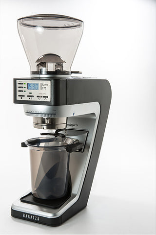 The Sette 270 Sets The Standard For High Performance Home Espresso Grinders.