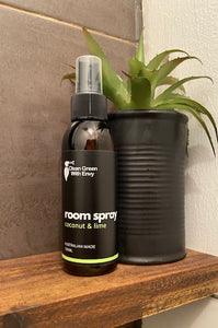 Room spray 125ml - Coconut & lime