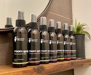 Room spray 125ml - Lemongrass & sage