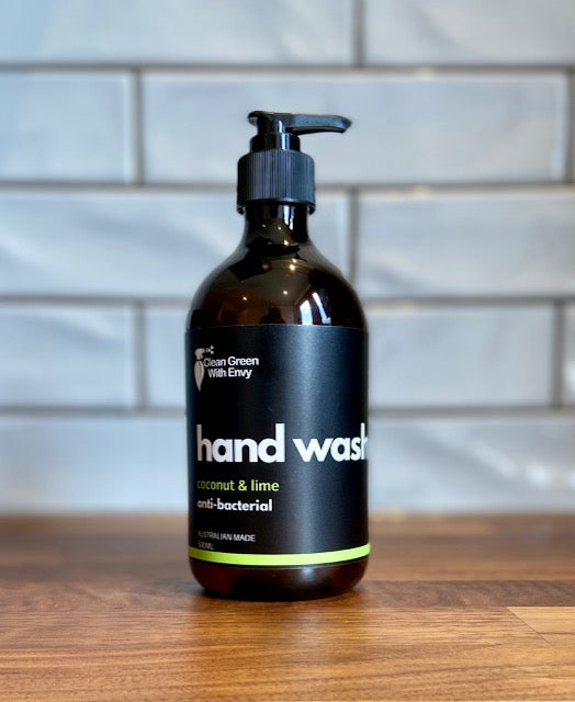 Fragranced hand soap 500ml - Coconut & Lime