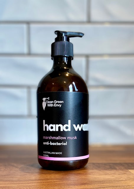 Fragranced hand soap 500ml - Marshmallow musk