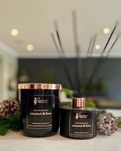Load image into Gallery viewer, *XMAS EDITION SOY CANDLE & REED DIFFUSER PK* - Various fragrances....