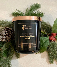 Load image into Gallery viewer, *XMAS EDITION SOY CANDLE XL*  Marshmallow musk