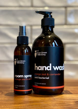 Load image into Gallery viewer, Hand soap & Room spray pk - Orange zest & corriander