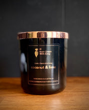 Load image into Gallery viewer, *XMAS EDITION SOY CANDLE XL - Coconut & lime*