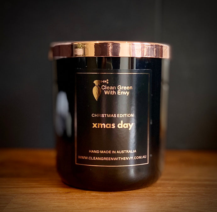 Xmas edition soy candle XL - Xmas day