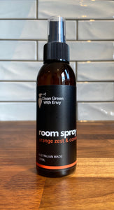 Hand soap & Room spray pk - Orange zest & corriander