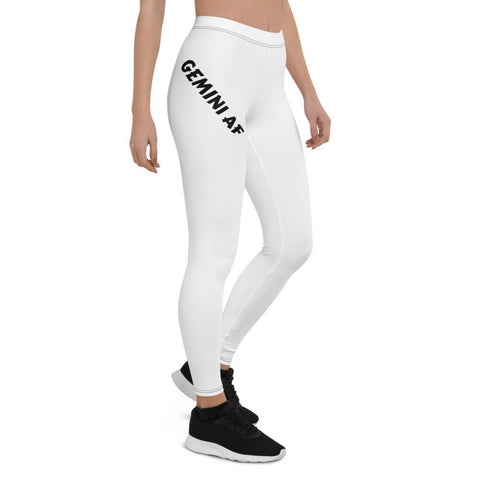 Gemini AF Leggings (Wraparound Hip Design) - ZodiActiveLife