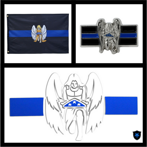 The Story Behind the New Memorial Pins, Flags, and Decals