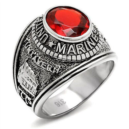 Marines Mens United States Military Ring