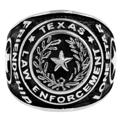 Texas Law Enforcement Ring