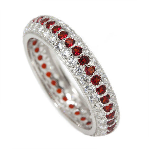 rings engagement line firefighters this firefighter band like il item red wedding listing thin titanium s