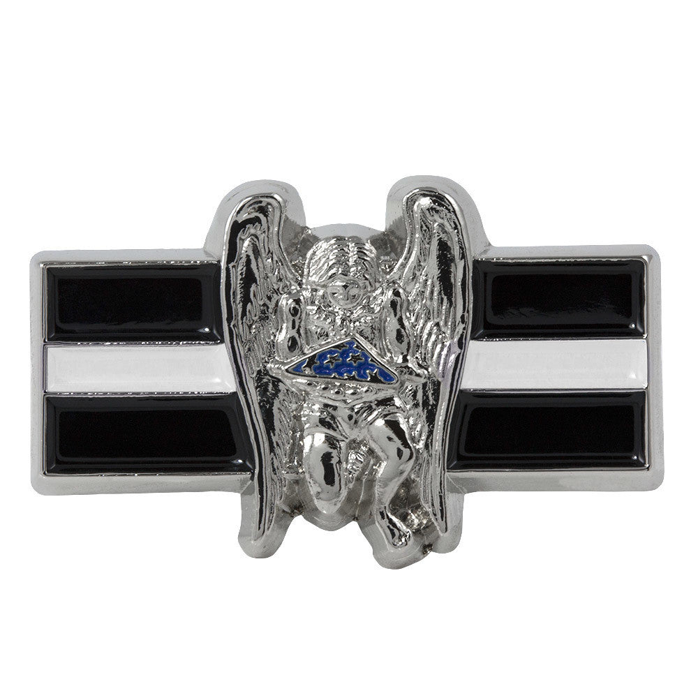 Thin White Line EMS Memorial Pin
