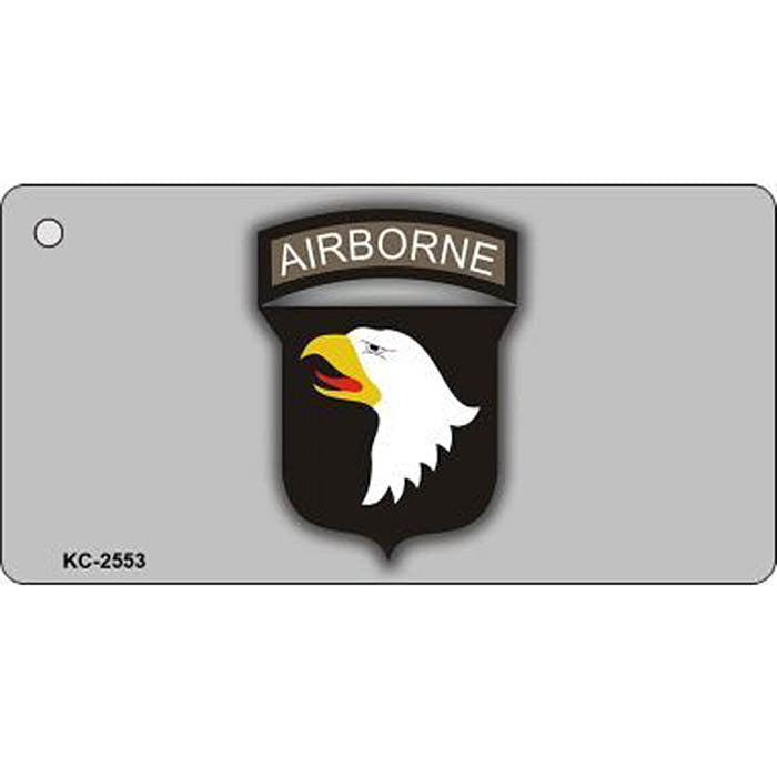 U.S. Army Airborne Eagle Key Chain