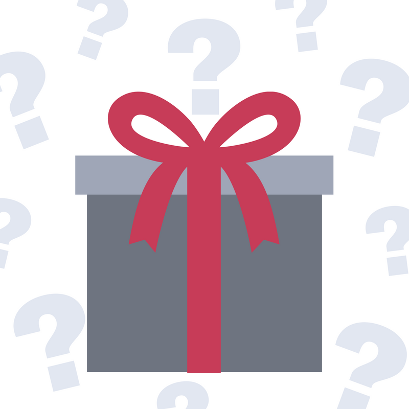 Free mystery gift with US purchase $35+