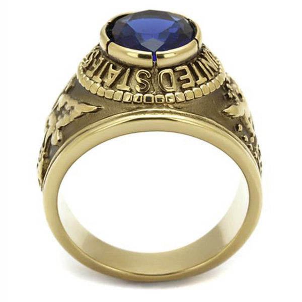 Ring United States Air Force Gold
